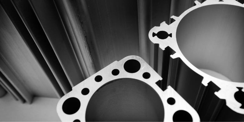 Aluminium profiles and pipes