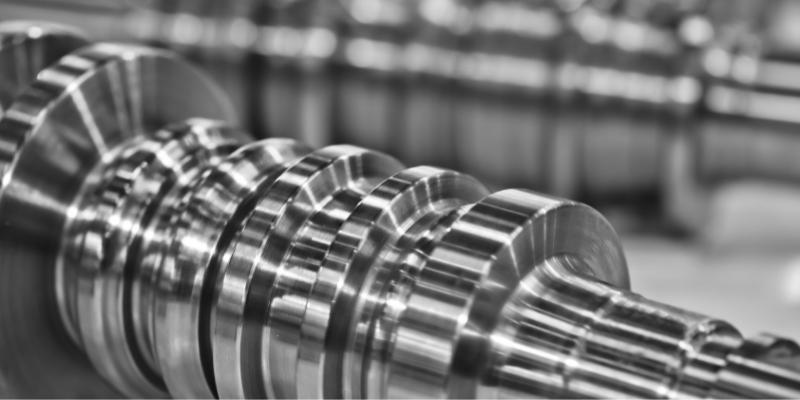Steel forgings and rings